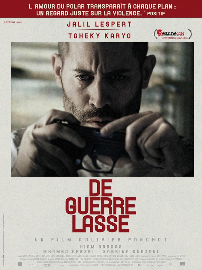 De-Guerre-Lasse-Polar-Thriller-Affiche