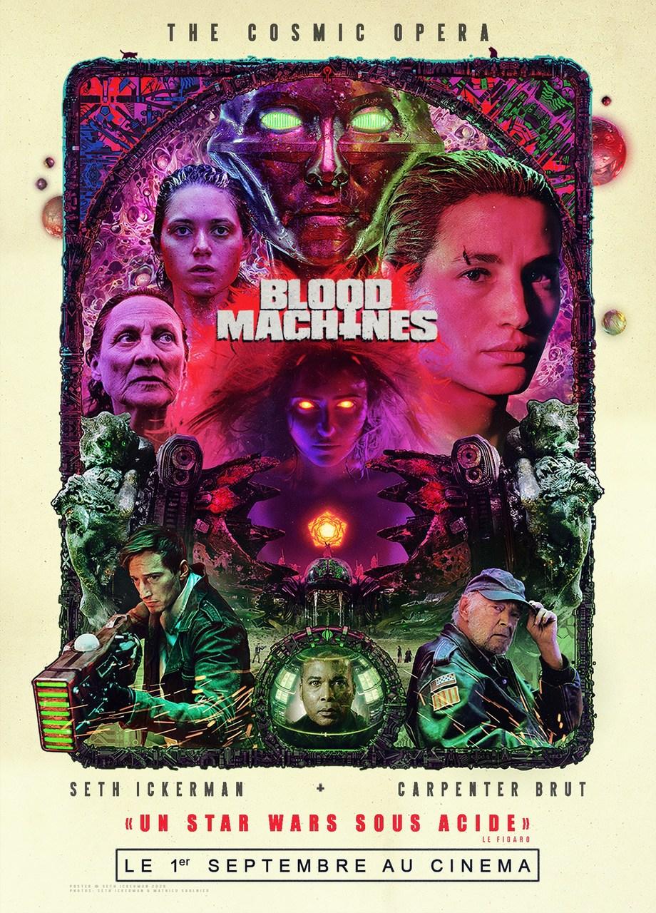 Blood Machines Film Movie