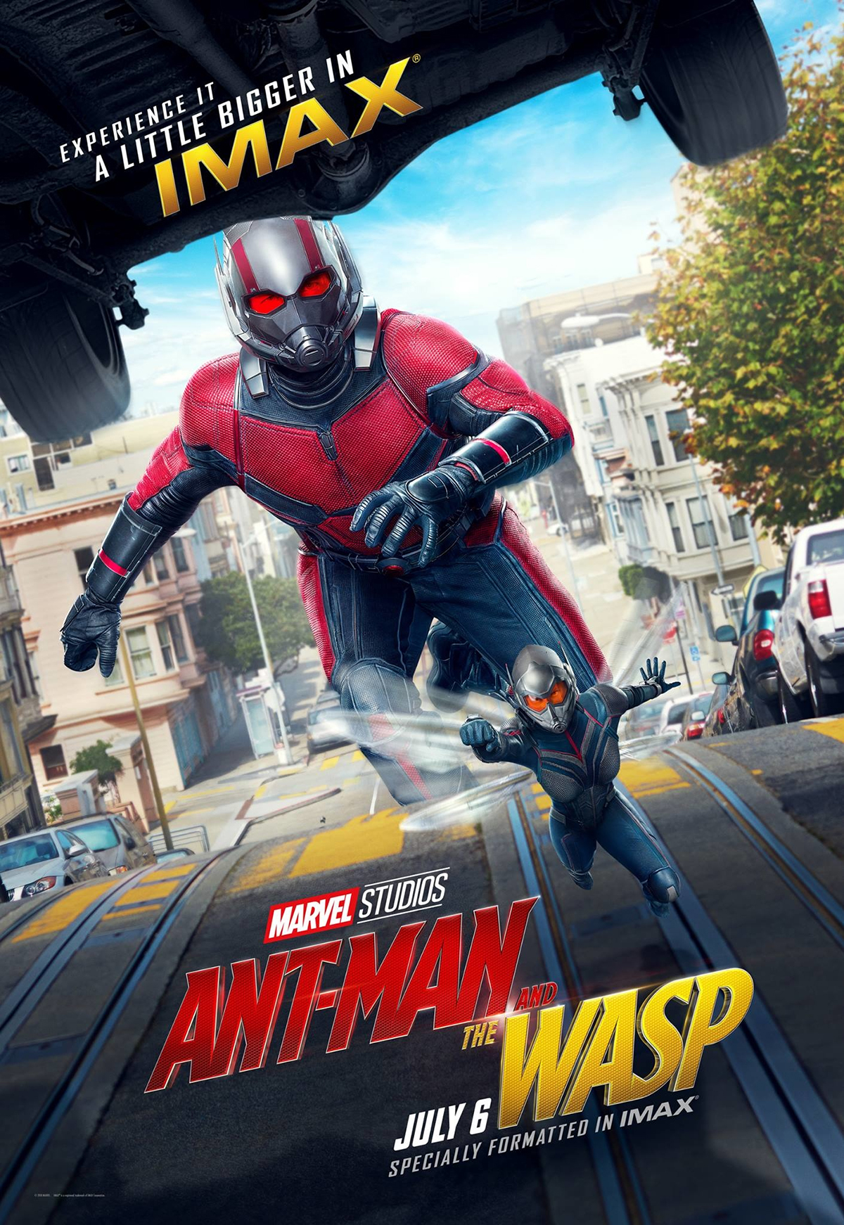 Download Ant-Man and the Wasp 2018 720p IMAX BluRay Dual Audio[Hindi BD5 1 Torrent
